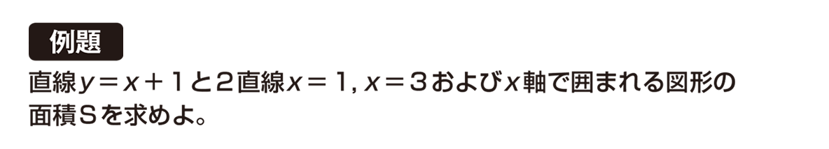 高校数学Ⅱ 微分法と積分23 例題