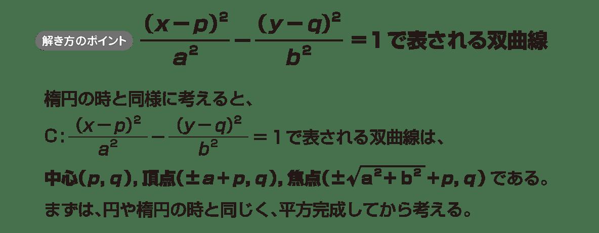 式と曲線15 ポイント