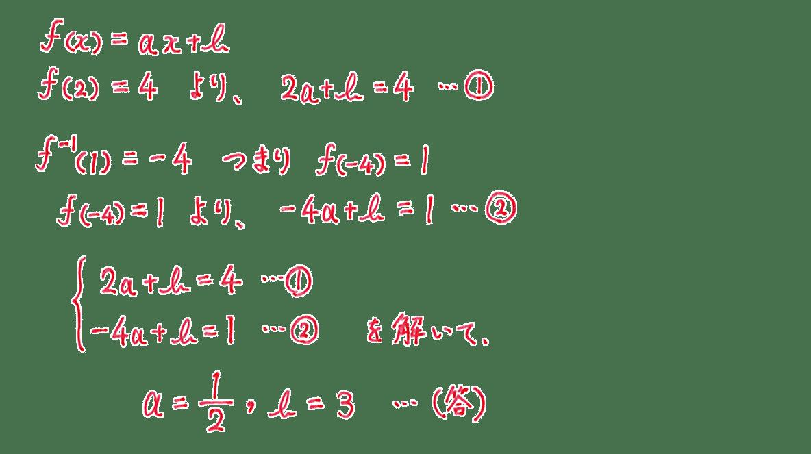 種々の関数12 問題 答え