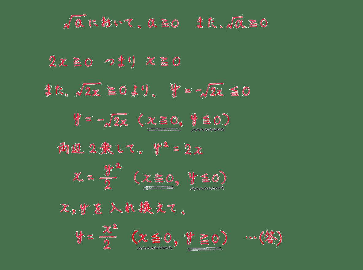 種々の関数14 答え
