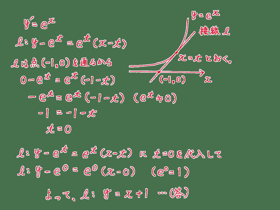 微分法の応用3 答え すべて