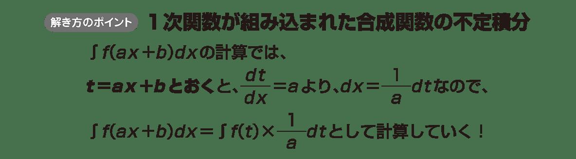 積分法とその応用11 ポイント