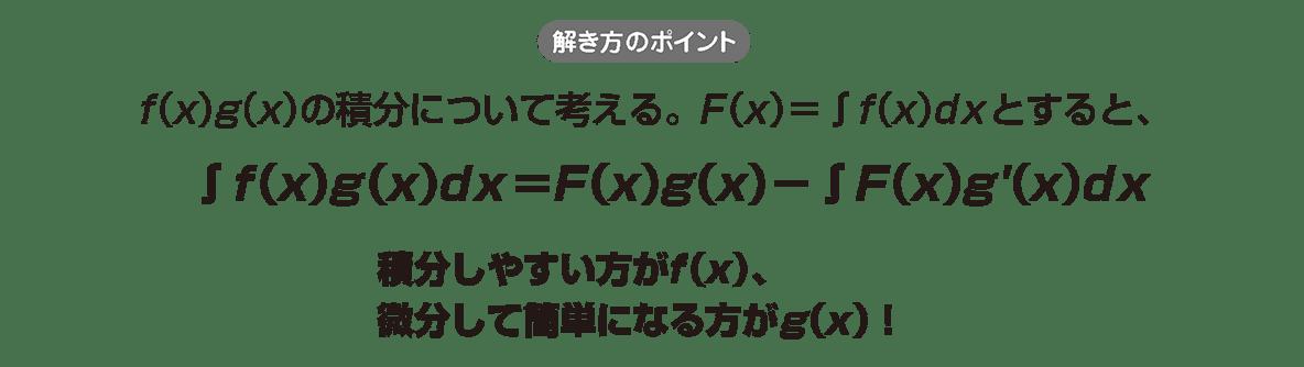 積分法とその応用19 ポイント