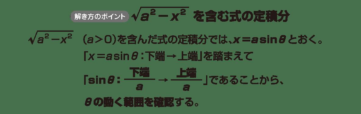 積分法とその応用29 ポイント