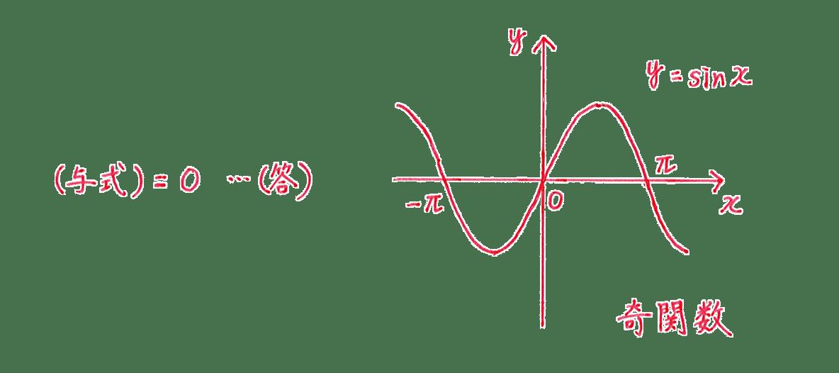 積分法とその応用31 問題1 答え すべて