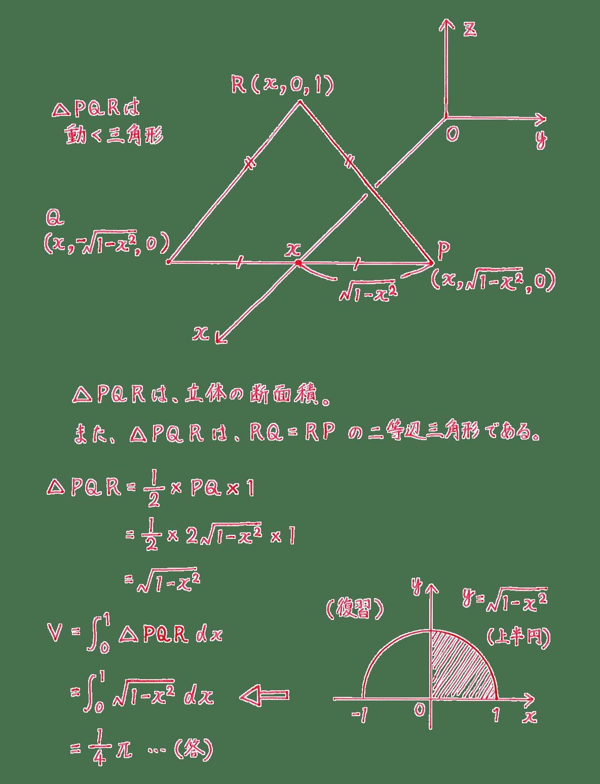 積分法とその応用42 問題 答え