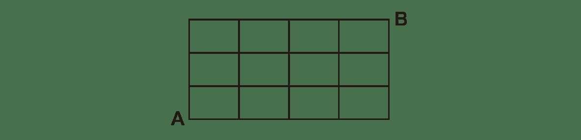 高校数学A 場合の数と確率33 例題の図のみ