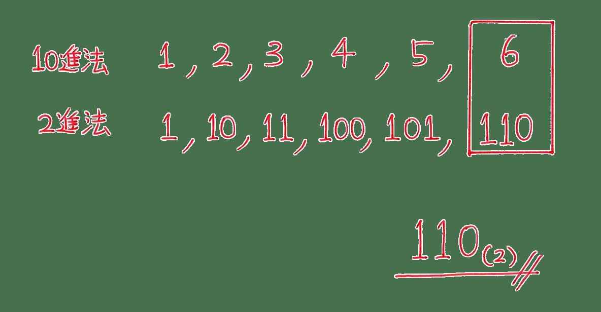 高校数学A 整数の性質36 例題の答え