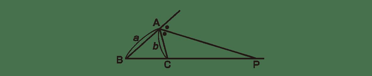高校数学A 図形の性質6 ポイントの図のみ