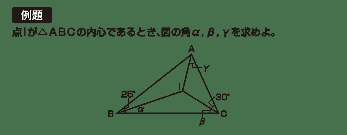 高校数学A 図形の性質12 例題