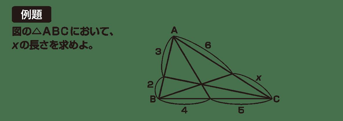 高校数学A 図形の性質17 例題