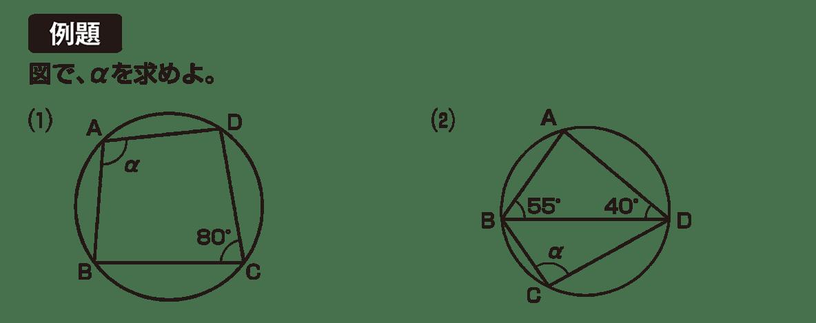 高校数学A 図形の性質24 例題