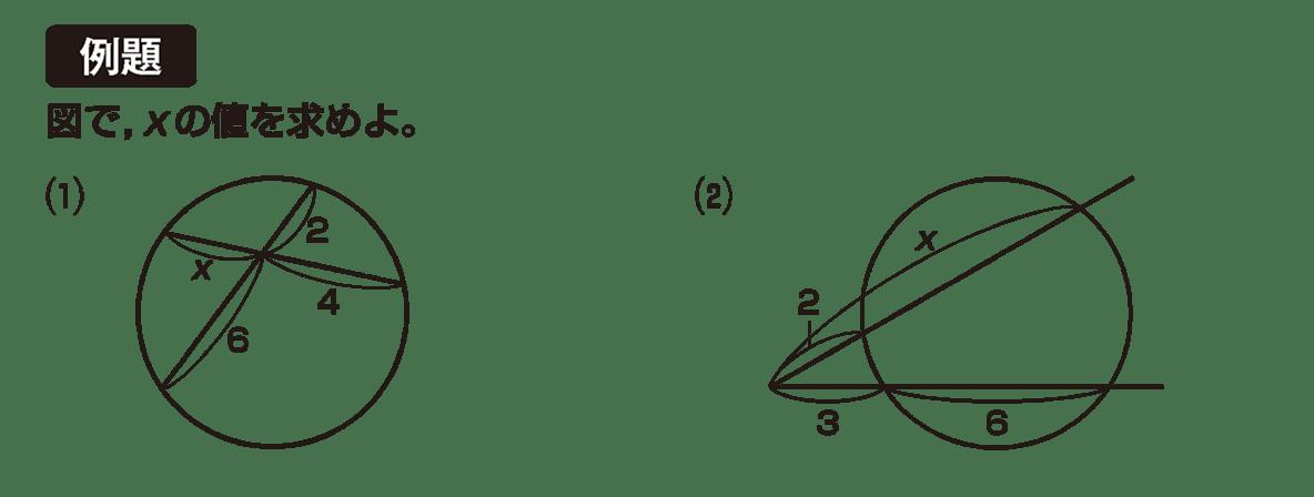 高校数学A 図形の性質30 例題