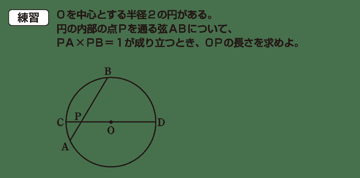 高校数学A 図形の性質32 練習