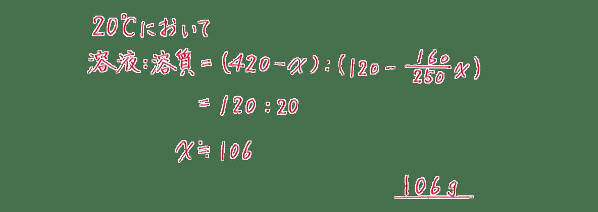 高校化学 物質の状態と平衡21 ポイント3 答えあり