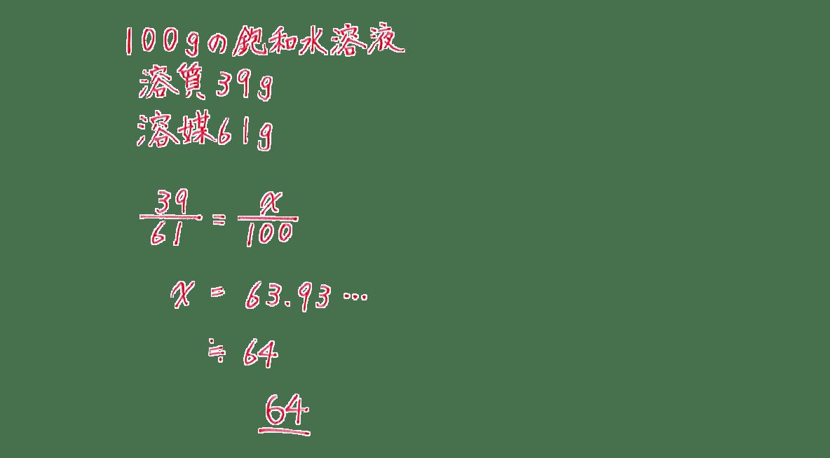 高校化学 物質の状態と平衡22 演習1 答えあり