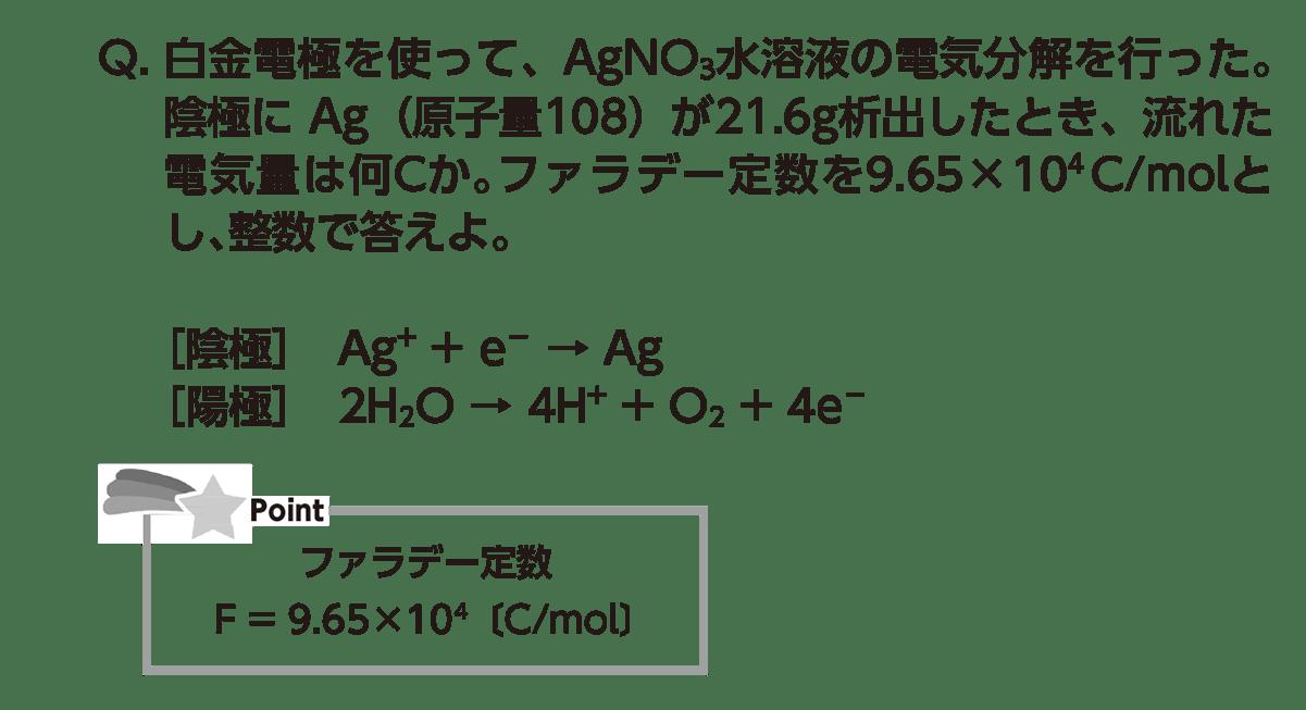 高校化学 化学反応とエネルギー24 ポイント1 答えなし