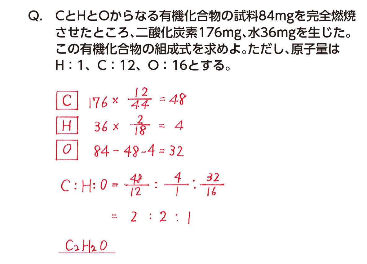 高校 化学 5章 1節 9 2 問題と答え