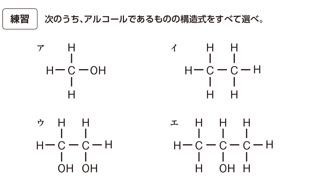 高校 化学 5章 3節 28 練習 答えなし
