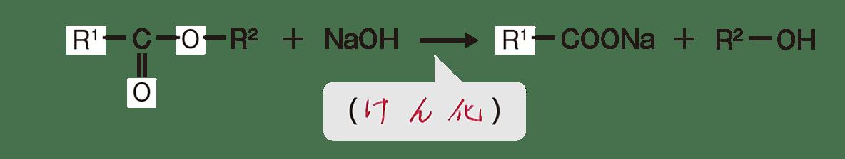 高校 化学 5章 3節 44 2 下の式だけ 答えあり
