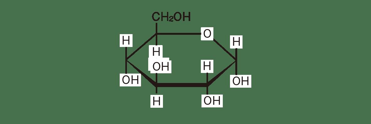 高校 化学 6章 2節 7 1 左上の構造式のみ