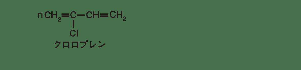 高校 化学 6章 3節 47 1 ポイント2の左下の図と文字