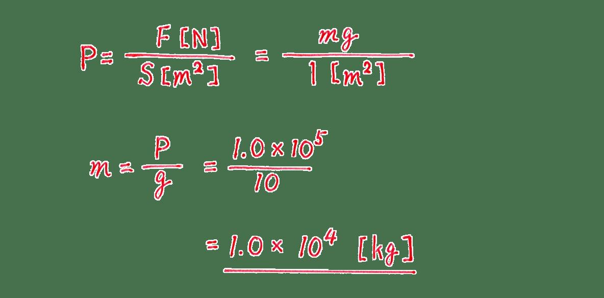 高校物理 運動と力44 解答全て