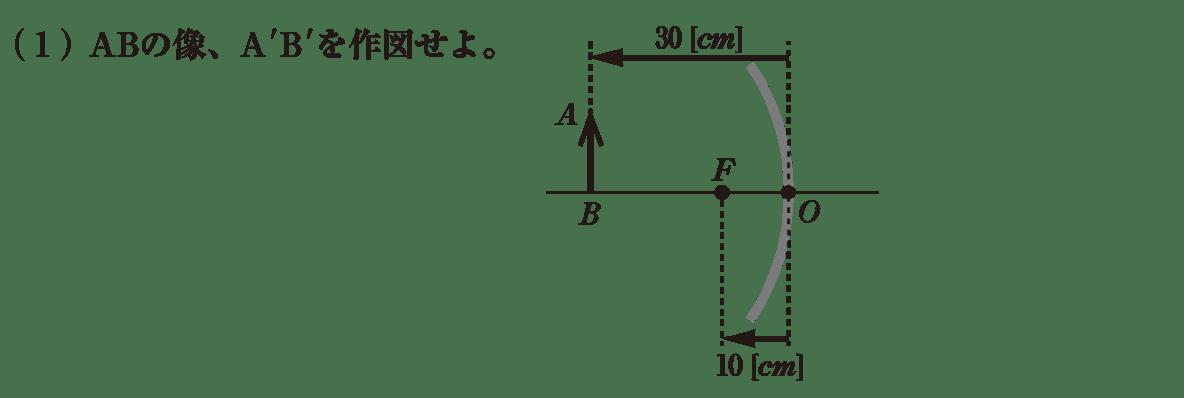 波動25 練習 (1)問題文 図