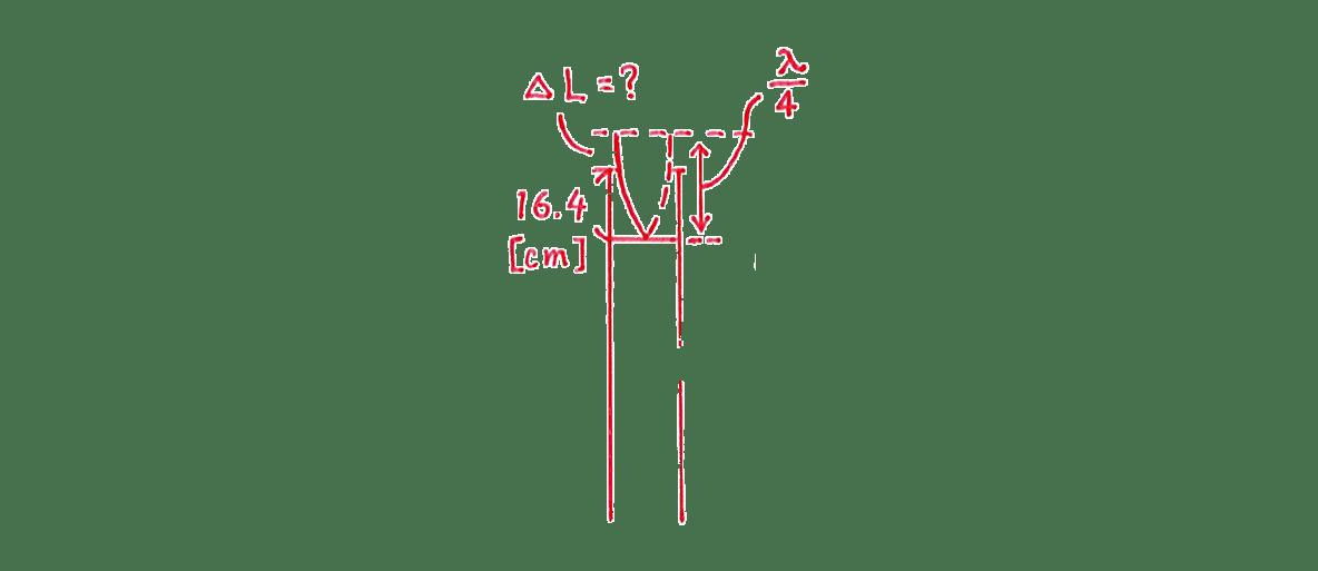 波動13 練習 (1)手書き図 左