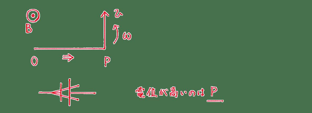 高校物理 電磁気46 練習 (1) 解答全て