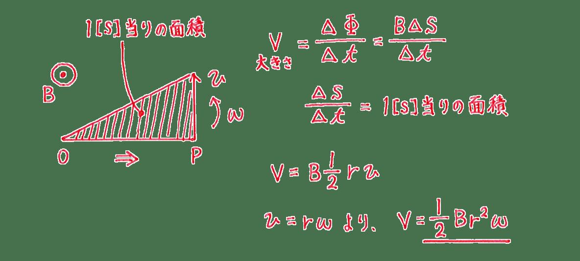 高校物理 電磁気46 練習 (2)答えすべて