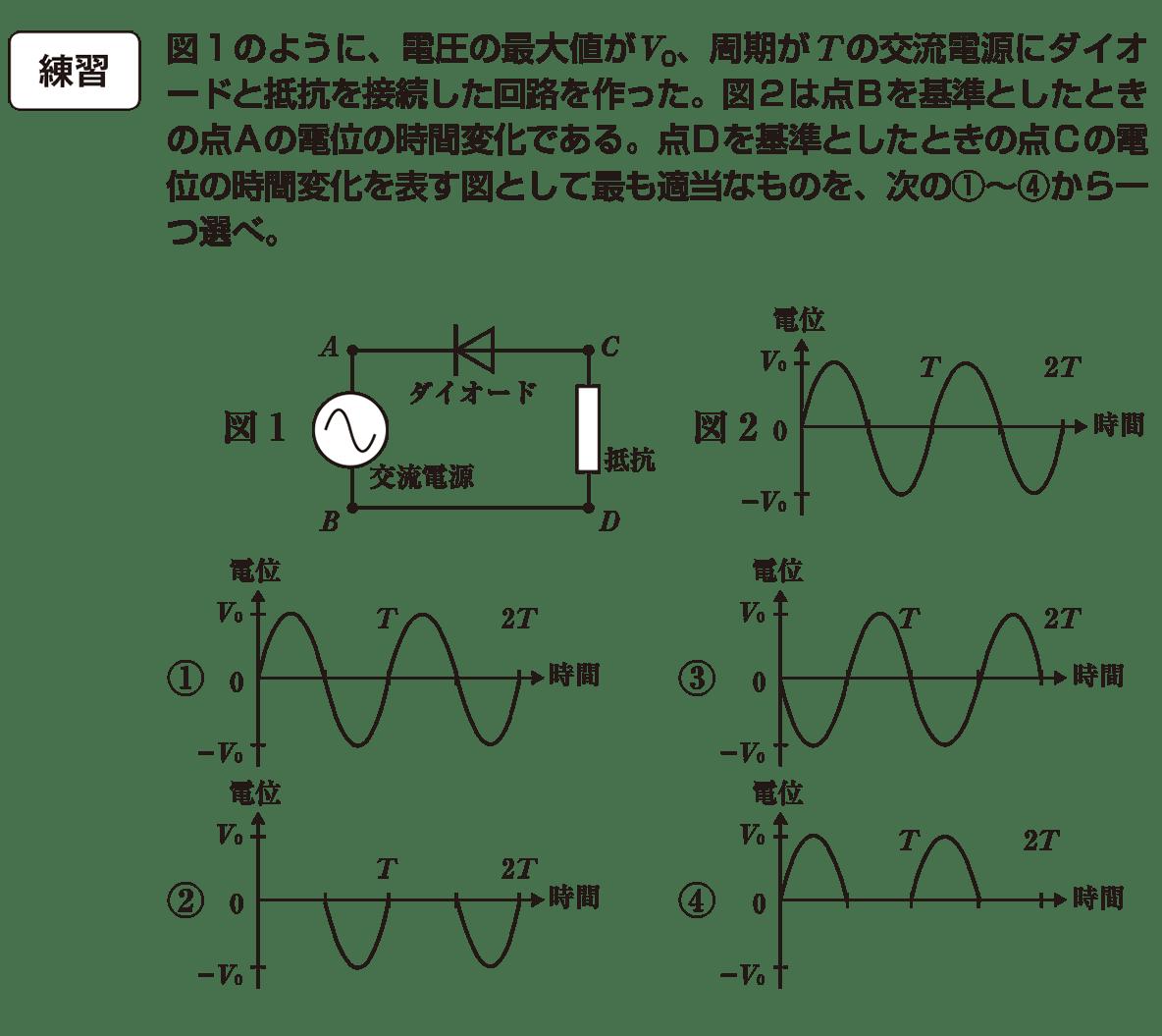 高校物理 電磁気66 練習 全部