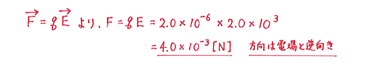 高校物理 電磁気3 練習 (1)解答すべて
