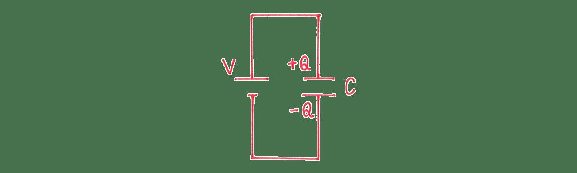 高校物理 電磁気17 練習 (1)手がき図