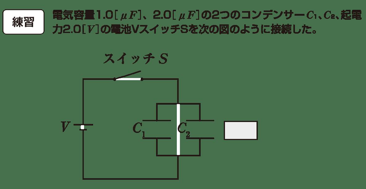 高校物理 電磁気17 練習 問題文と図
