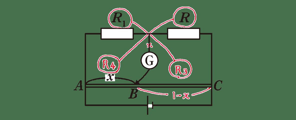 高校物理 電磁気33 練習 書き込みあり図
