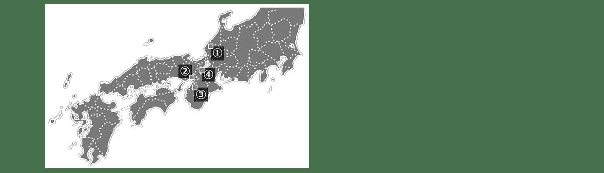 中世37 ポイント3 ※寺内町地図・こちらで用意!※