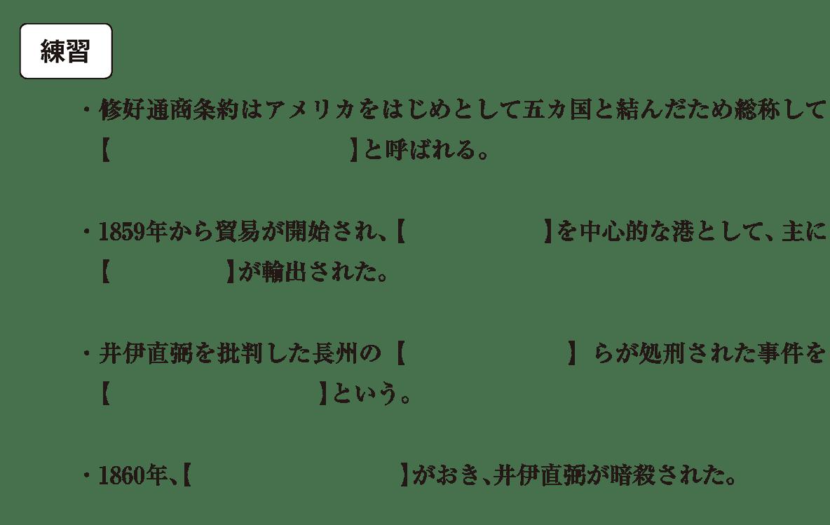 近代04 練習 空欄