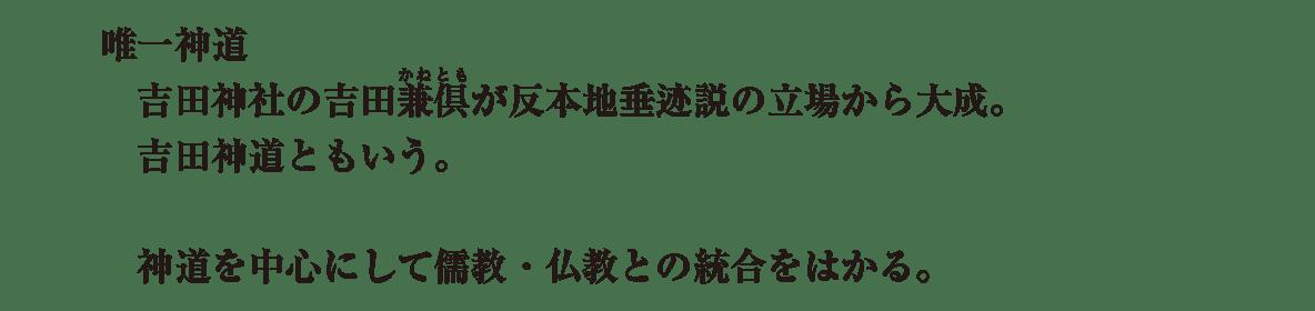 中世の文化17 ポイント3 神道アイコンなし