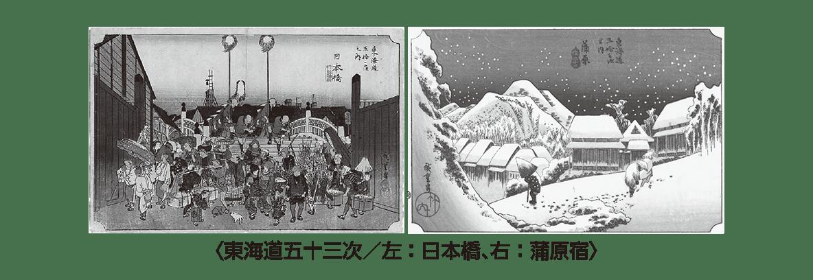 日本橋・蒲原の絵 キャプションありで