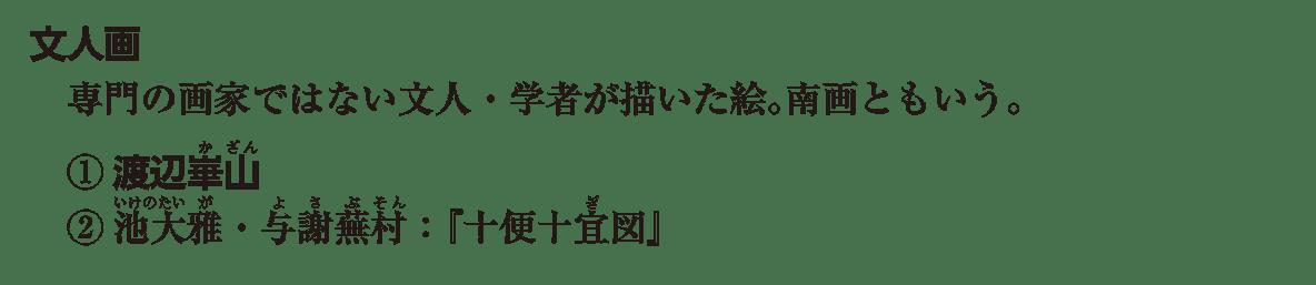 近世の文化14 ポイント1 文人画 から 十便十宜図』 まで