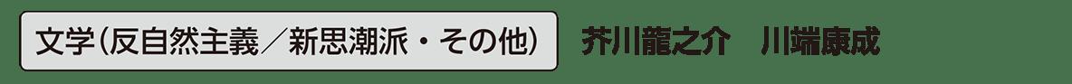近現代の文化28 単語3 )