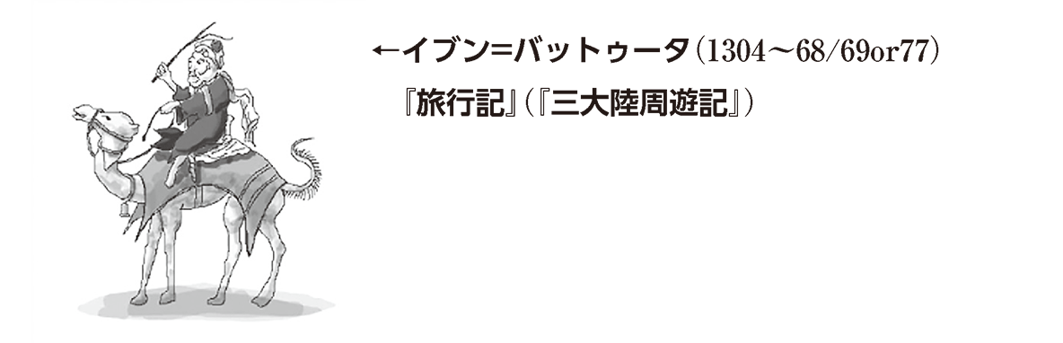 image03の続き/イブン=バットゥータの説明と、左側のイラスト