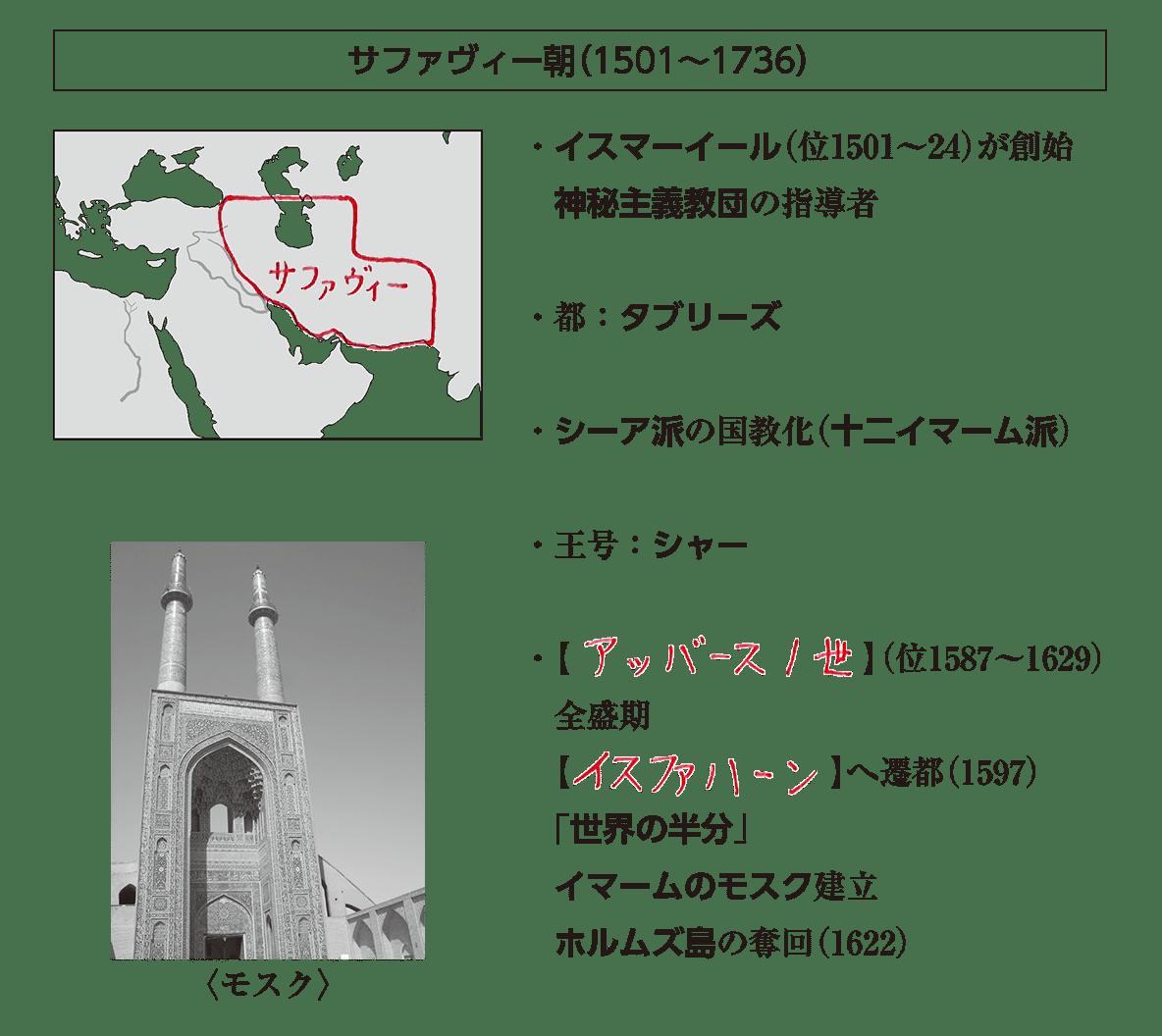 高校世界史 イスラーム世界の繁栄1 ポ3 答え全部