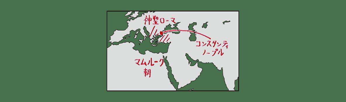 ポ3の地図の表示/書き込みあり