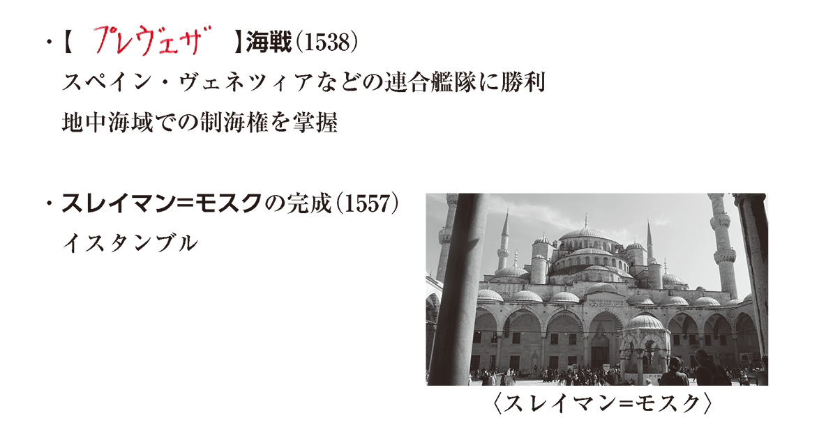 スレイマン=モスクの写真+キャプション/可能ならキャプションを写真の下部へ