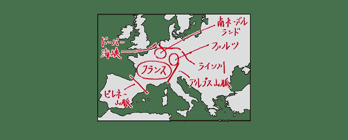 地図のみ表示/書き込みあり