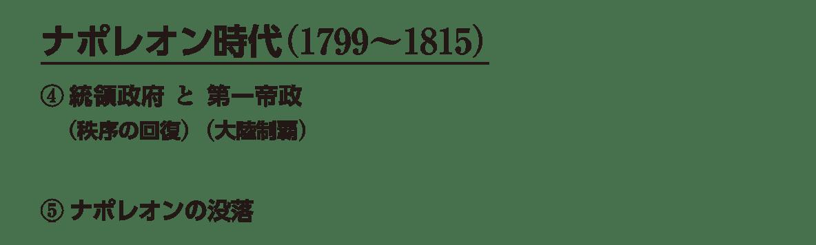 image02の続き/「ナポレオン時代」見出し+テキスト3行