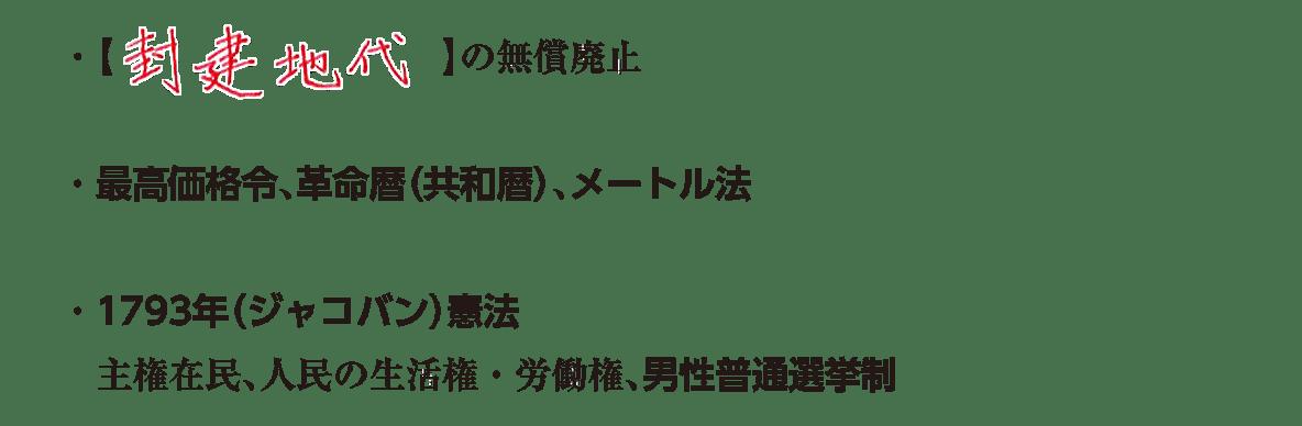 image04の続き4行/封建地代~男性普通選挙制