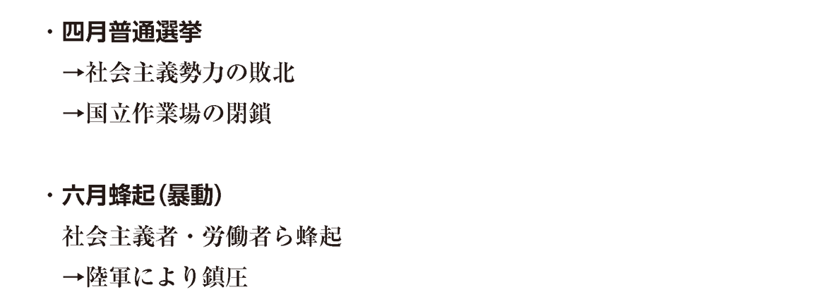 image02の続き6行/四月普通選挙~陸軍により鎮圧